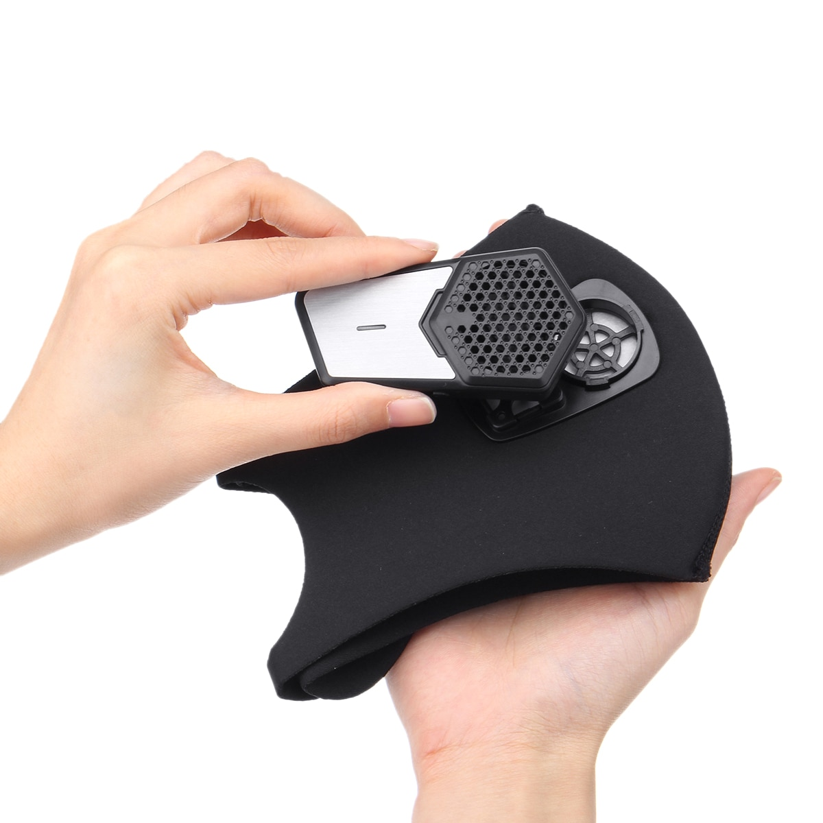 Smart Electric Face Mask Air Purifying N95 Anti-Pollution